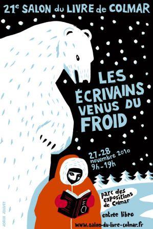 Invitation exposition salon du livre de colmar dition 2010 blog eric weibel site art pur - Invitation salon du livre ...